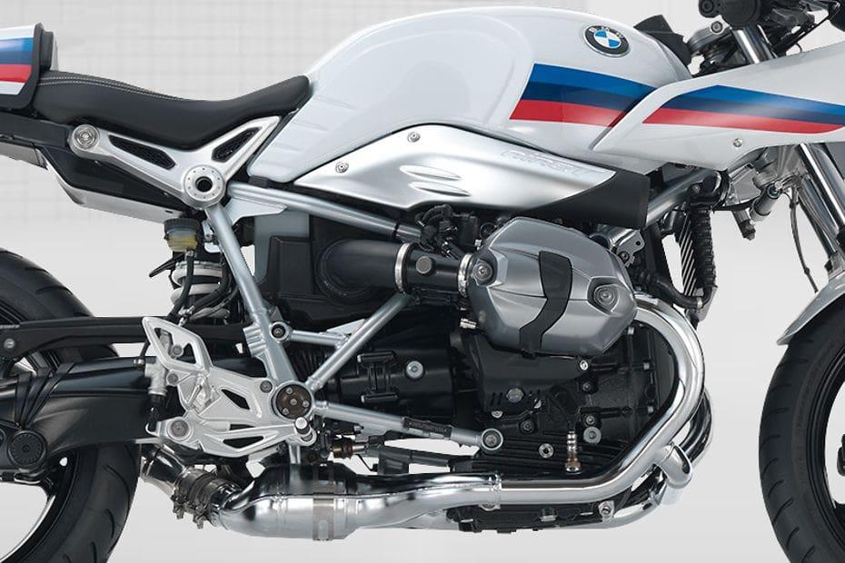 Video BMW R Nine T Racer