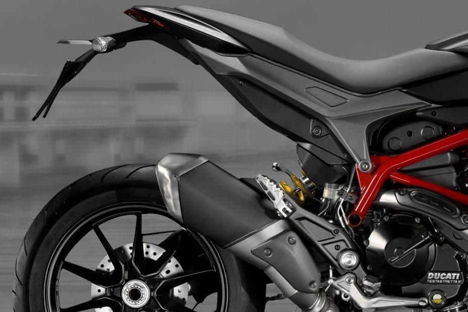 Video Ducati Hypermotard