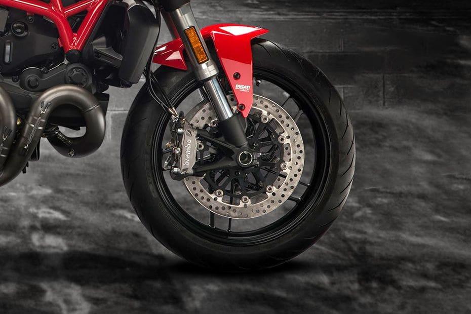 Video Ducati Monster