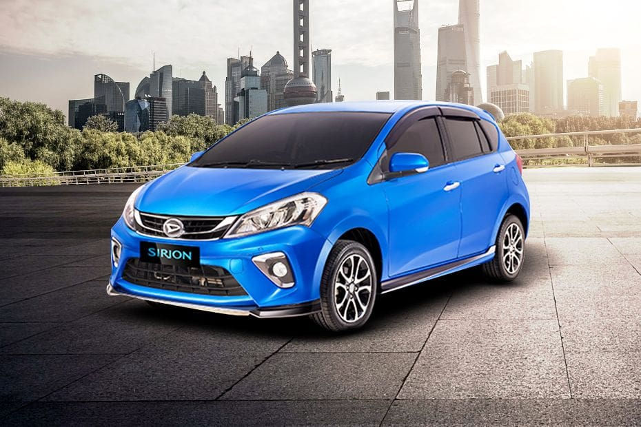 Sirion Front angle low view