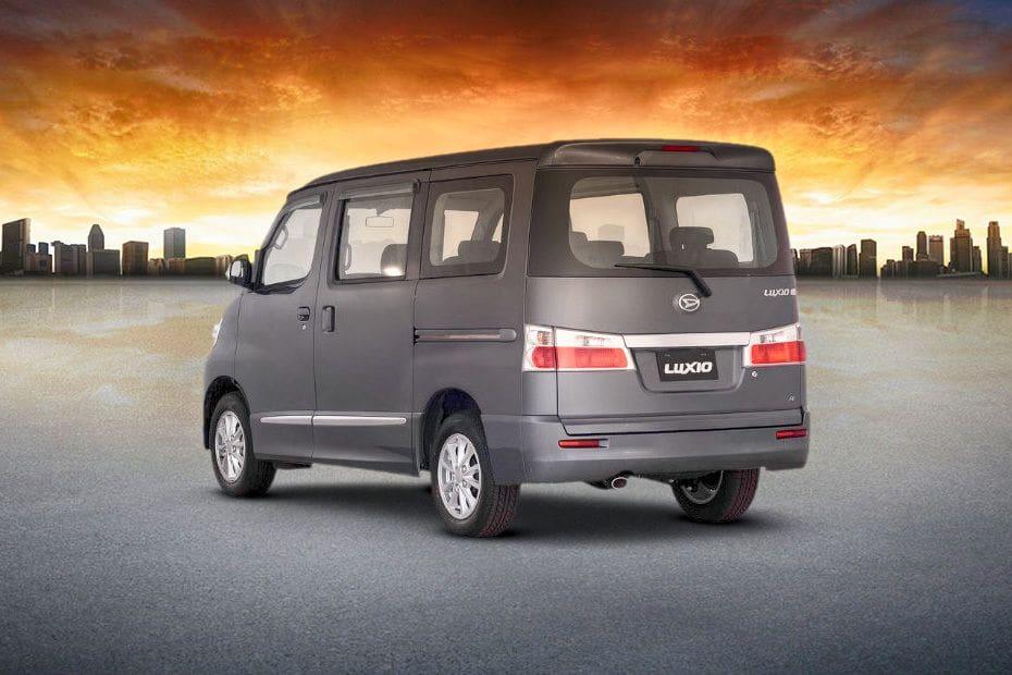 Warna Daihatsu Luxio