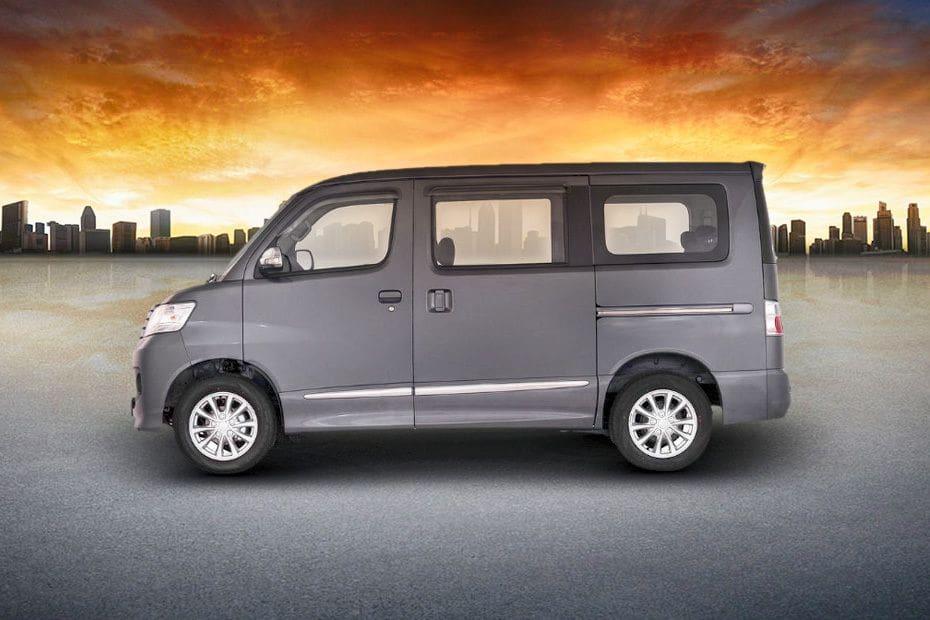 Pandangan 360° untuk Daihatsu Luxio