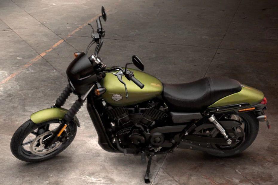 Video Harley Davidson Street 500