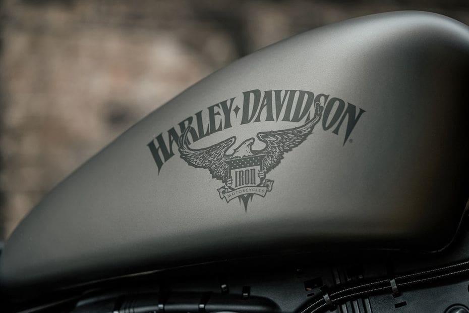 Harley Davidson Iron 883 Colors