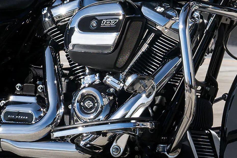 Warna Harley Davidson Street Glide