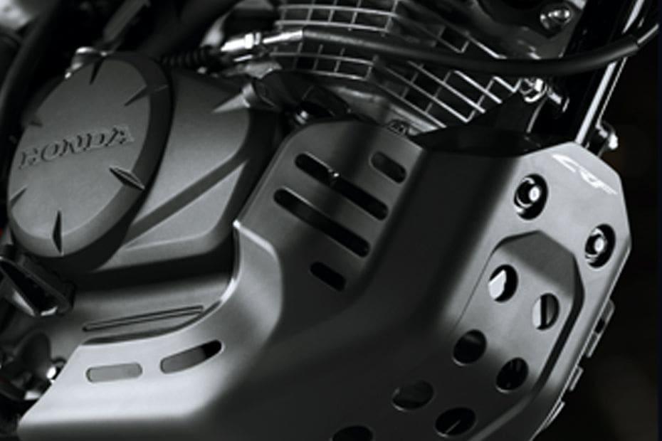 Warna Honda CRF150L