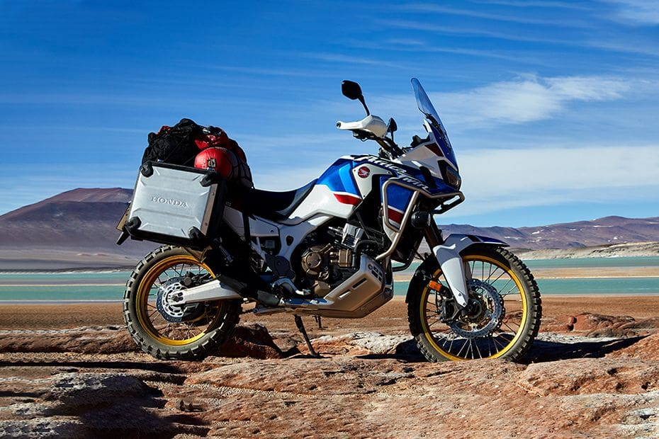 Honda CRF1000L Africa Twin Pictures