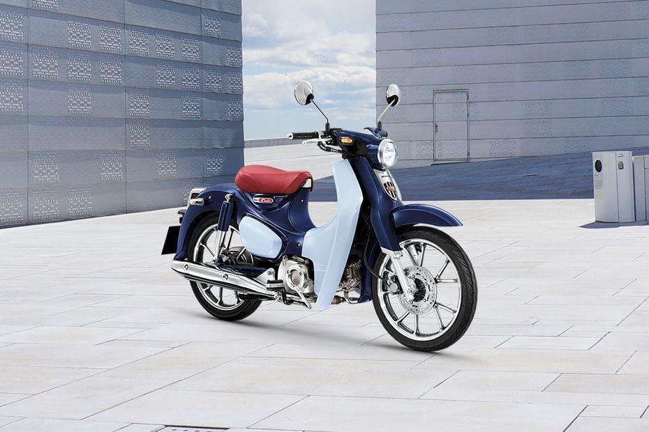 Warna Honda Super Cub C125