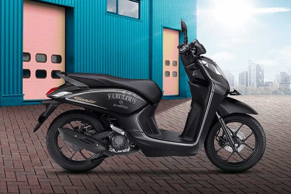Honda Genio Pictures