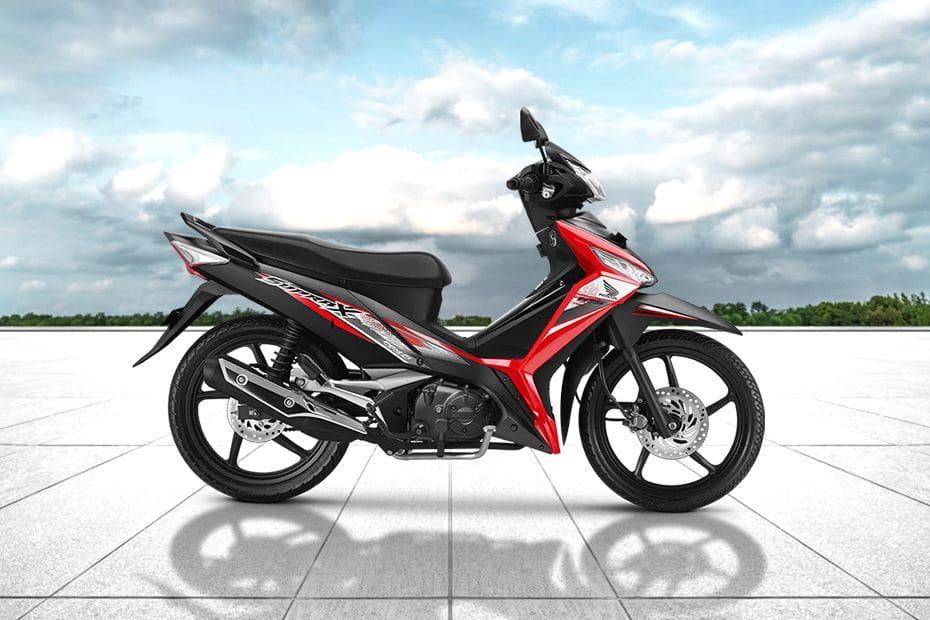 Honda Supra X 125 FI Right Side Viewfull Image