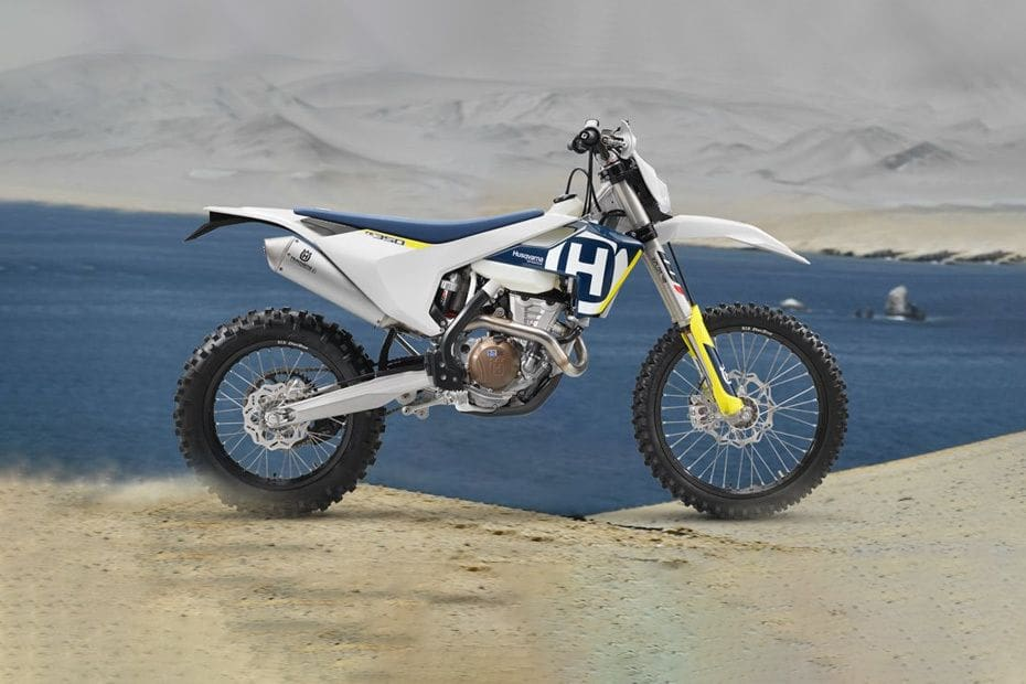 Husqvarna FE 350 Right Side Viewfull Image