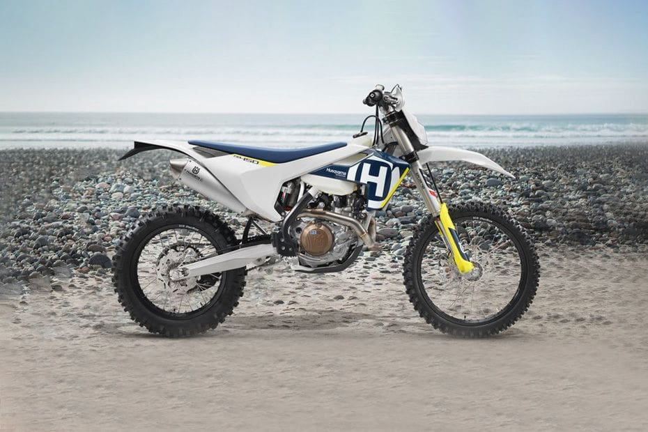 Husqvarna FE 450 Right Side Viewfull Image
