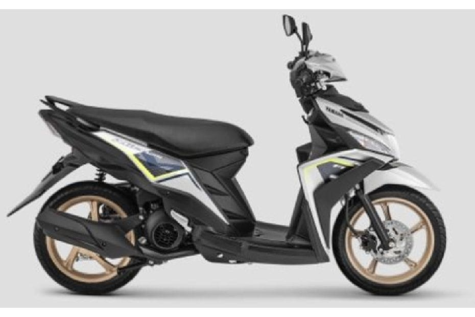 Yamaha Mio M3 125 Pictures