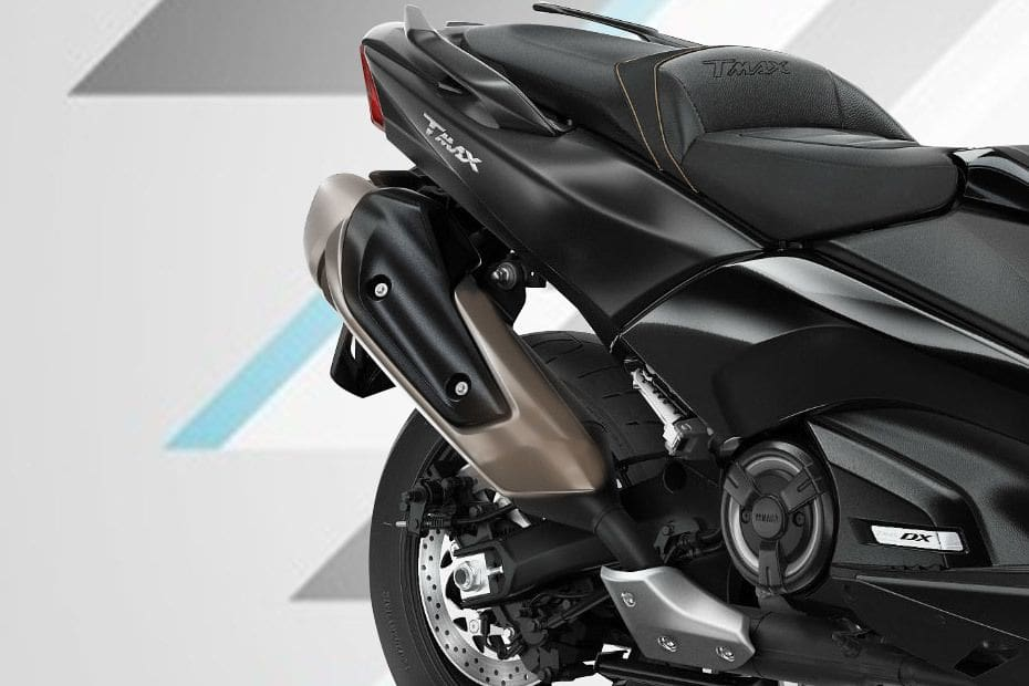 Video Yamaha TMAX DX