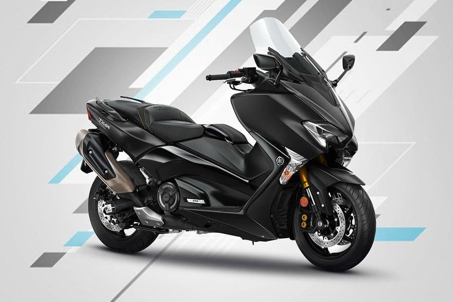 Gambar Yamaha TMAX DX