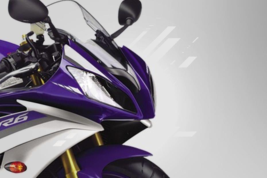 Yamaha R6 Colors