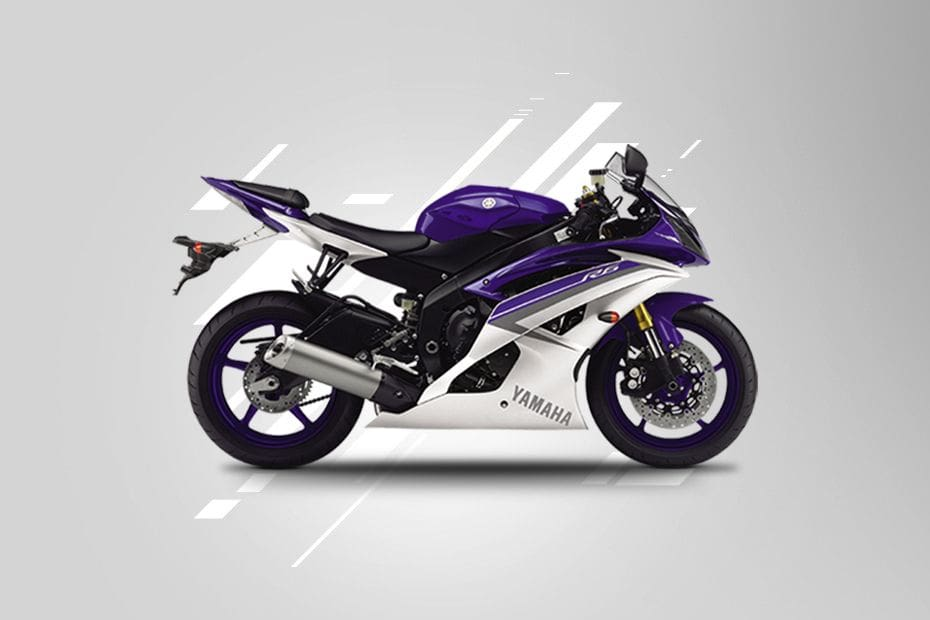 Yamaha R6 Right Side Viewfull Image