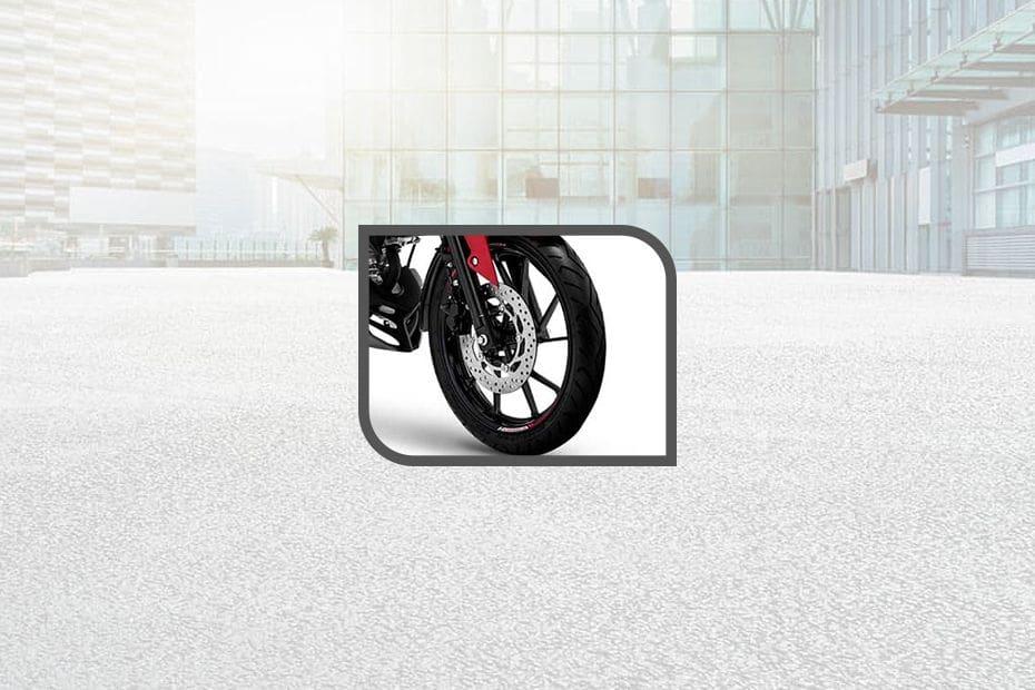 Pandangan 360° untuk Yamaha Vixion R