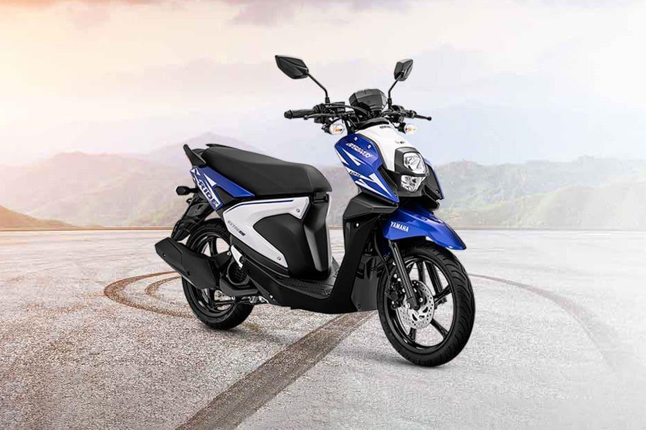 Yamaha XRide 125 Pictures