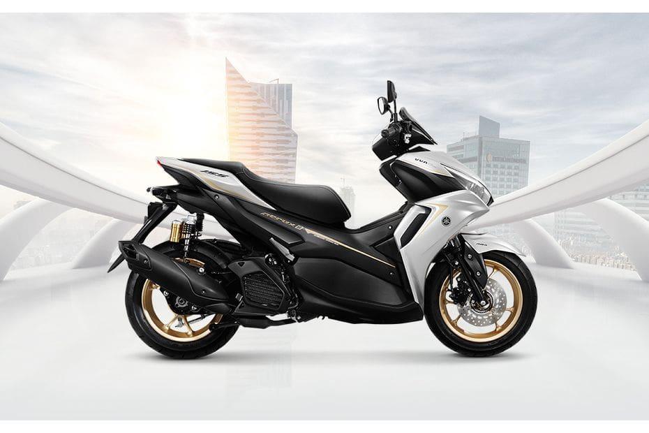 Yamaha Aerox Connected Right Side Viewfull Image