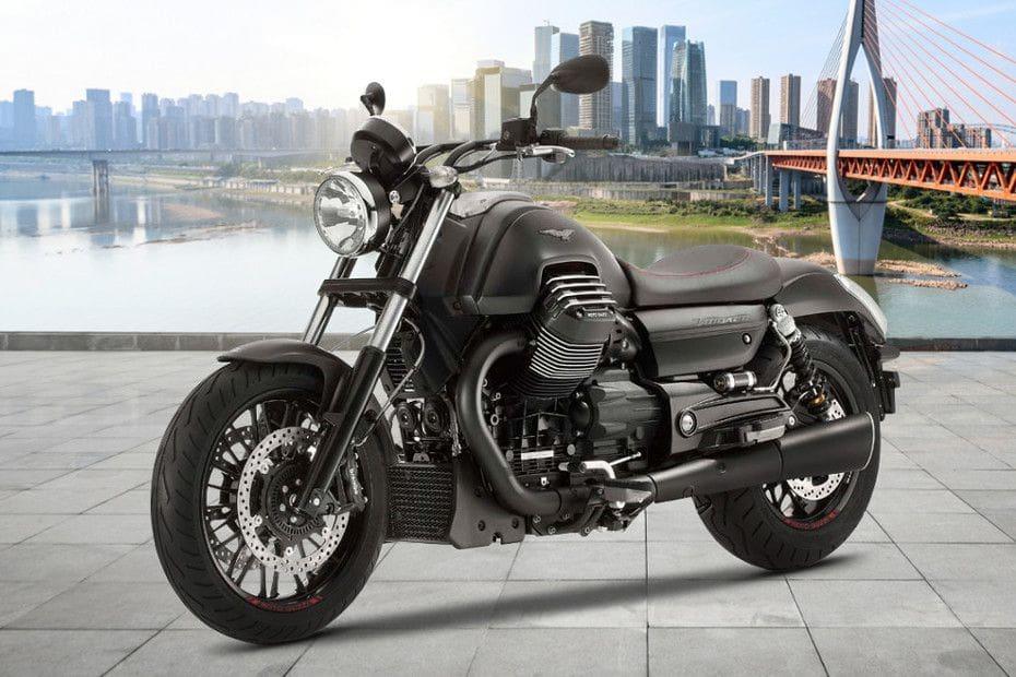Moto Guzzi Audace Pictures
