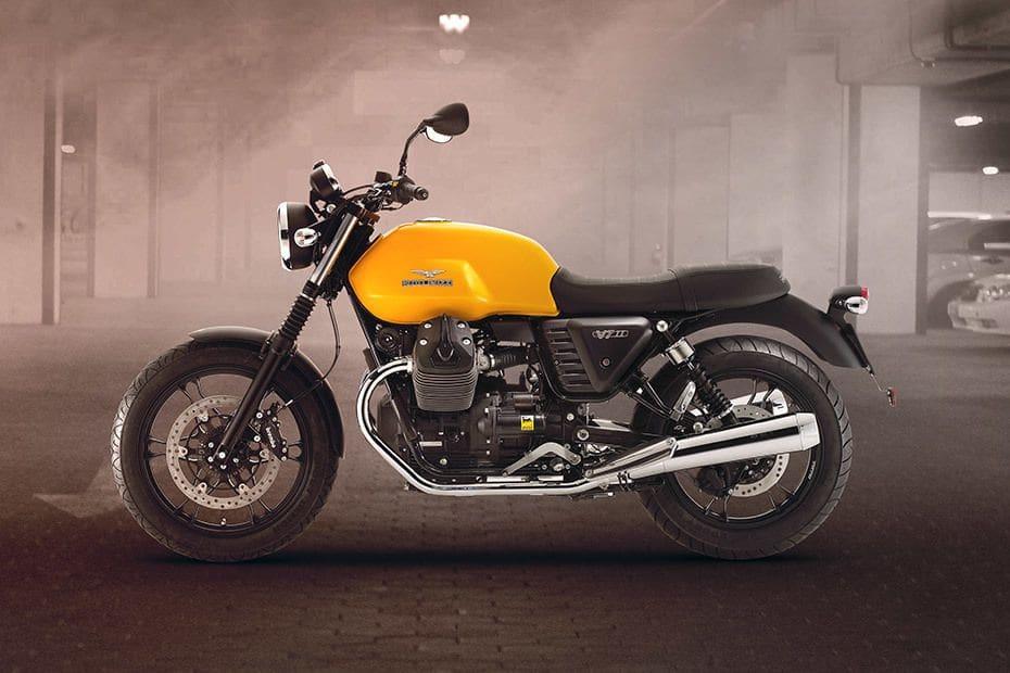 Warna Moto Guzzi V7 II Stone