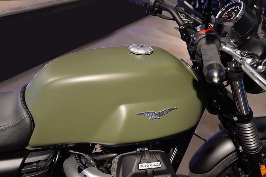 Warna Moto Guzzi V7 III