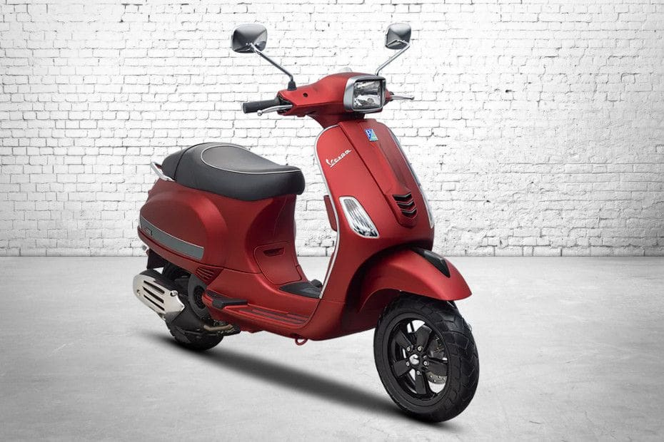 Vespa S Colors