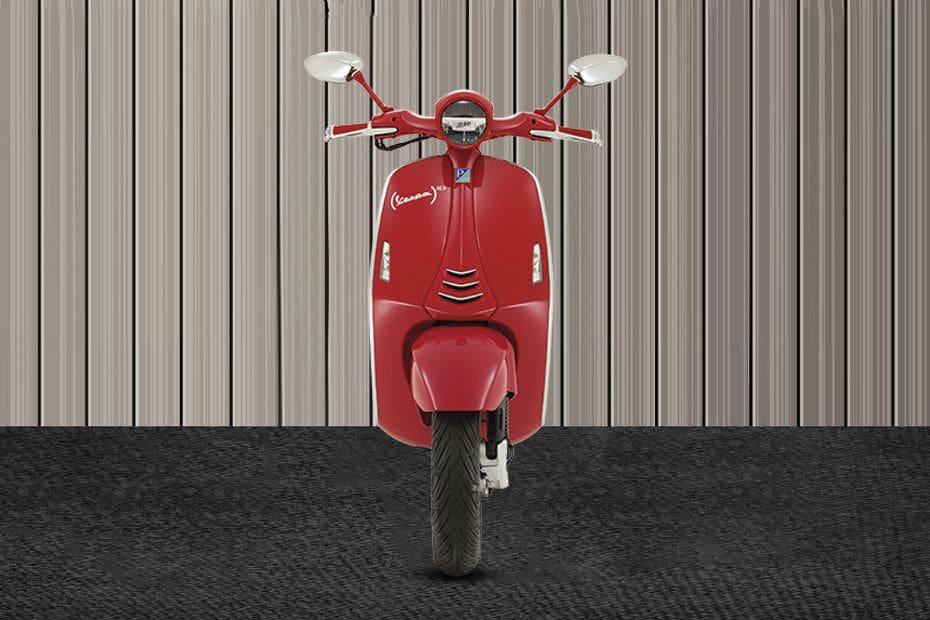 Vespa 946 Red Colors
