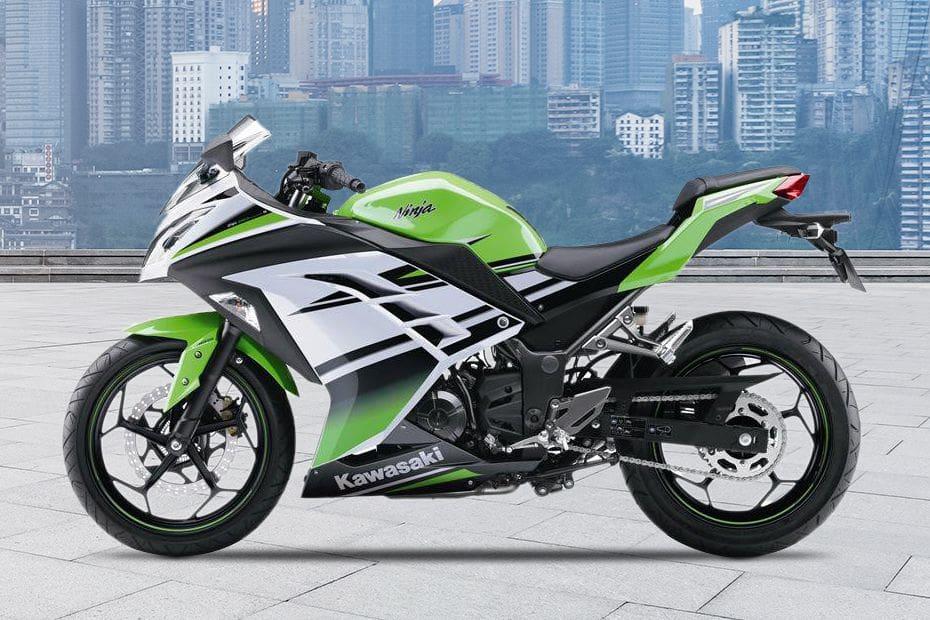 Kawasaki Ninja 300 Colors