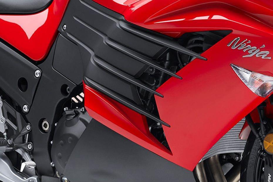 Kawasaki Ninja ZX-14R Colors