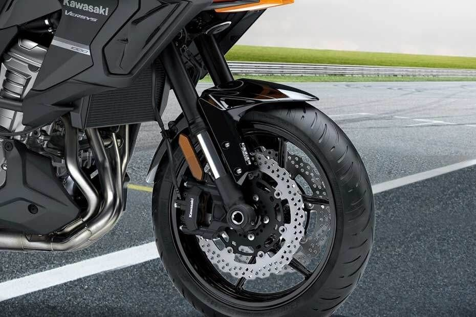 Video Kawasaki Versys 1000