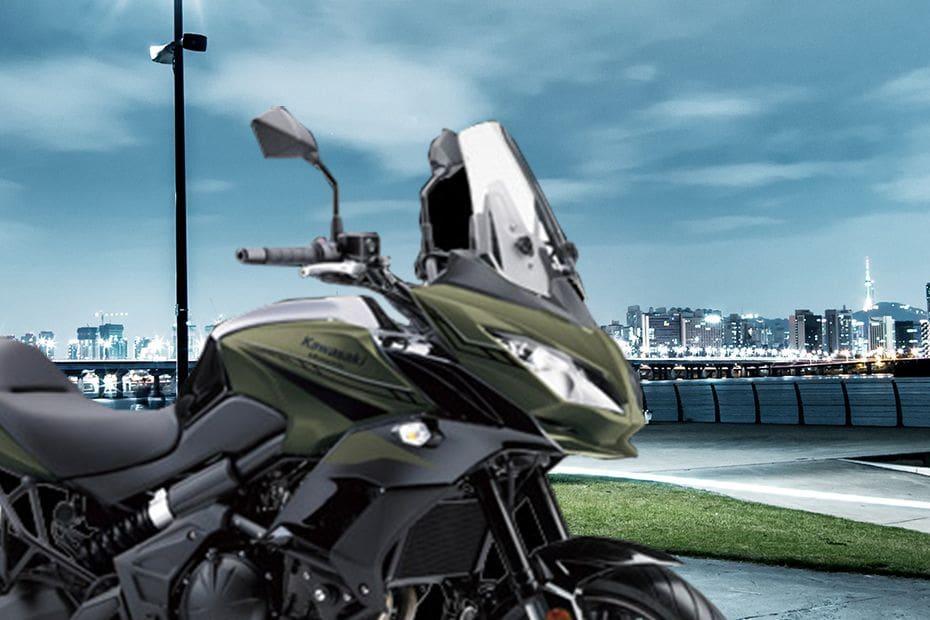 Kawasaki Versys 650 Videos
