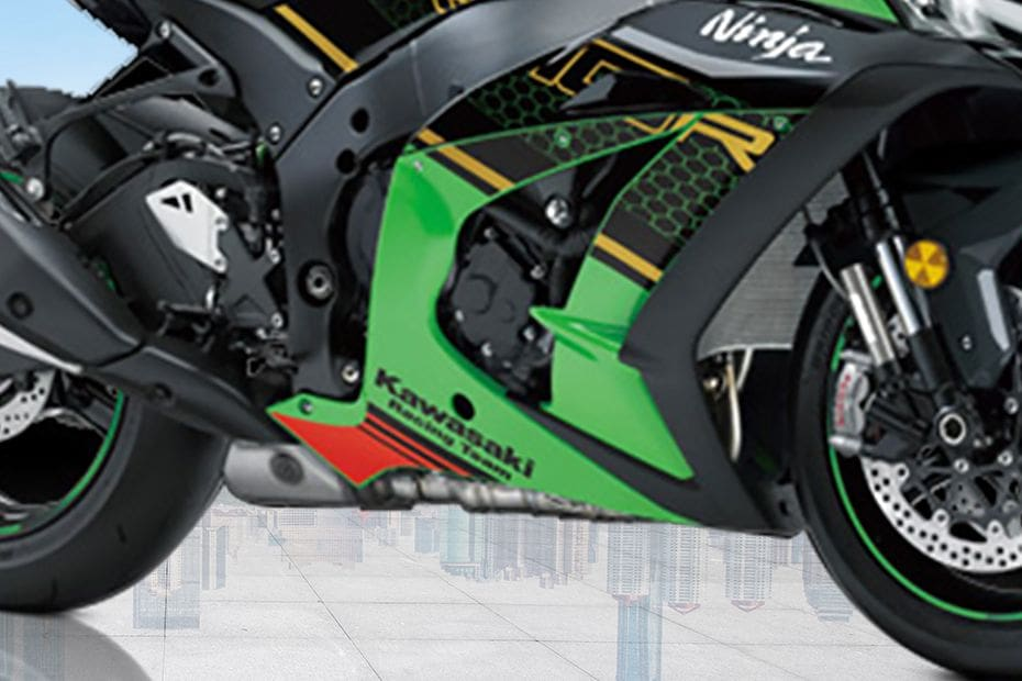 Kawasaki Ninja ZX10-R Colors
