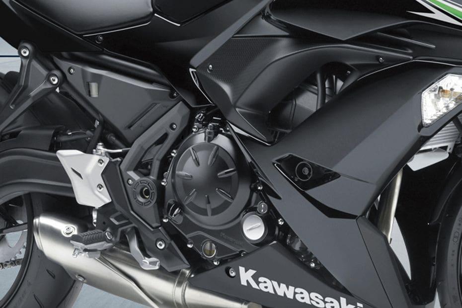 Warna Kawasaki Ninja 650