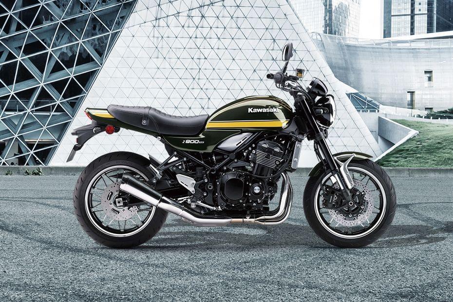 Kawasaki Z900RS Right Side Viewfull Image