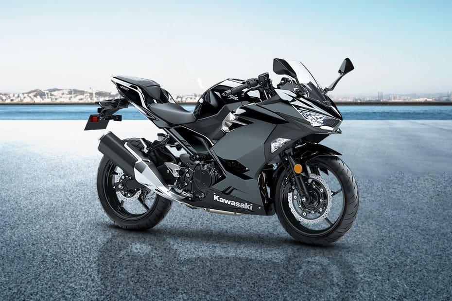 Gambar Kawasaki Ninja 250 2018