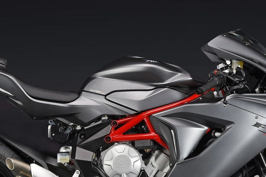 MV Agusta F3 Colors