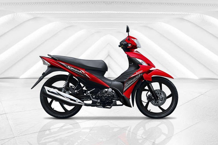 Suzuki Smash FI Pictures