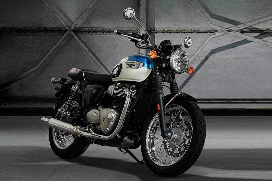 Warna Triumph Bonneville T100