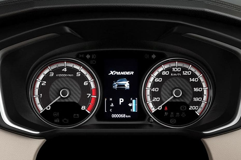 Tachometer Xpander