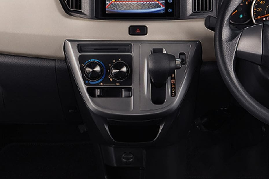Daihatsu Sigra Front Ac Controls