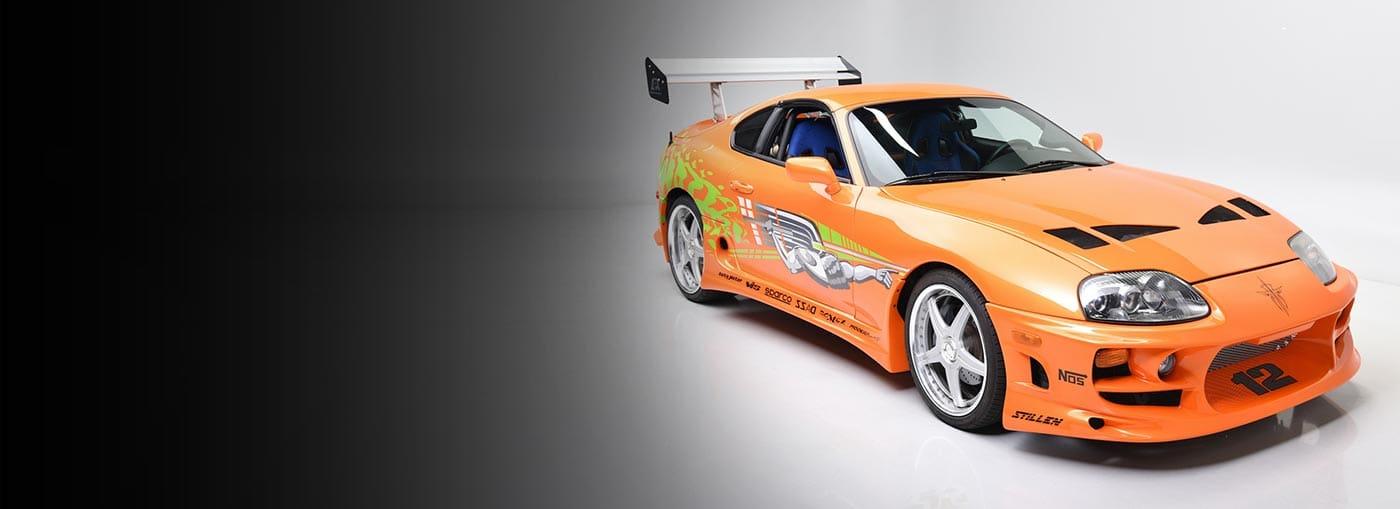 Toyota Supra Mendiang Paul Walker di Fast & Furious Dilelang, Berapa Harganya?