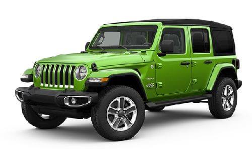Gambar Jeep Wrangler Unlimited Lihat Foto Interior Eksterior Oto