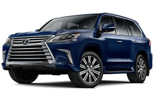 Lexus Lx 2021 Colors Pick From 7 Color Options Oto