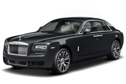 Warna Rolls Royce Ghost 2021 - Pilih Dari 4 Pilihan Warna | Oto
