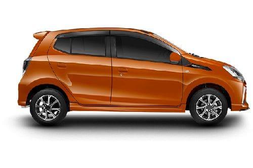 Warna Daihatsu Ayla 2021 Pilih Dari 7 Pilihan Warna Oto