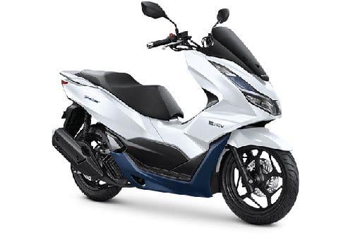 1 Pilihan Warna Honda Pcx Ehev 2021 Oto