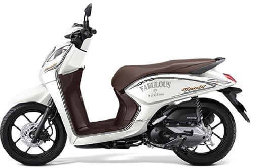 Honda Genio 2021 Skuter yang cocok untuk Kaum Hawa
