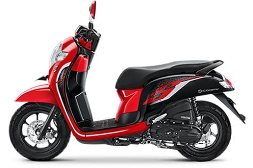 Check Out Honda Scoopy 2020 Colors Oto
